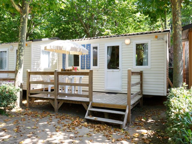 mobil home prima camping riu